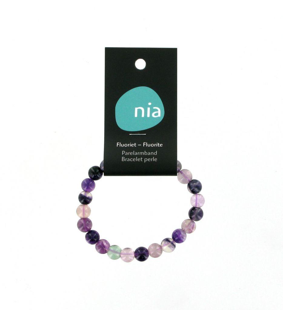 Bracelet Perle Fluorite