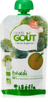 Brocoli 120g dès 4 mois Good Gout