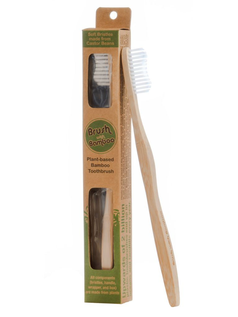 Brosse À Dents Bambou Adulte