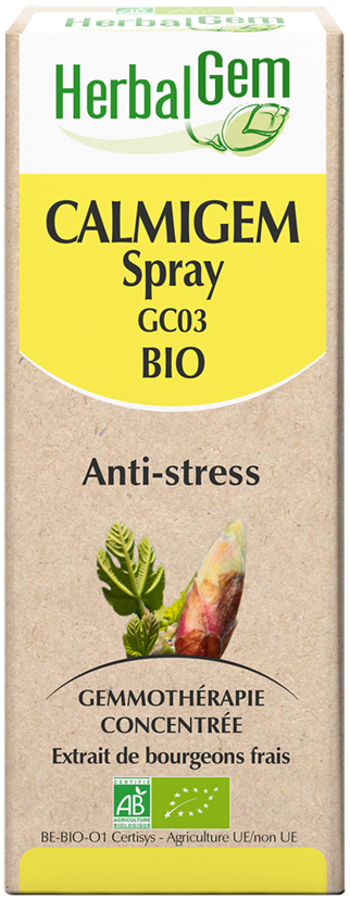 Calmigem - Herbalgem Bio 10Ml Spray