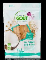 Carrés Coco 50g dès 8 mois Good Gout