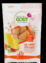Carrés Mangue 50g dès 8 mois Good Gout