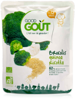 Cauliflower ham parmesan from 12 months 220g Good Gout
