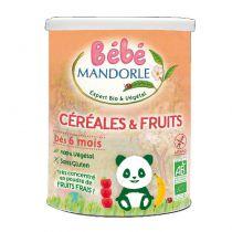 Céréales & Fruits 400g Bébé Mandorle