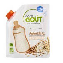Céréales avoine blé riz 200g dès 6 mois