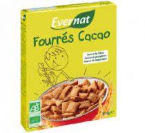 Céréales Fourrées Cacao Bio 375G