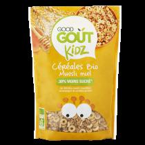 Céréales Muesli Miel 300g Good Gout