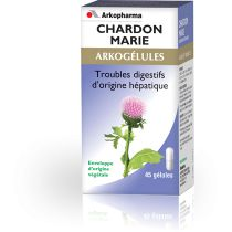 Chardon Marie 45 Gelules