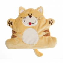 Cherry Belly Baby Peluche Chauffante Chat