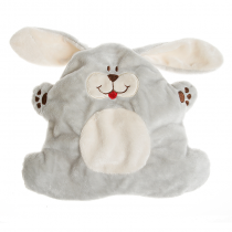 Cherry Belly Baby Peluche Chauffante Lapin