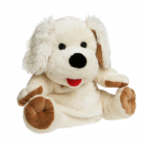 Cherry Belly Children Cushion Dog