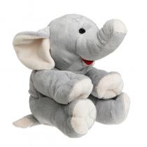 Cherry Belly Enfant Peluche Noyaux De Cerise Éléphant