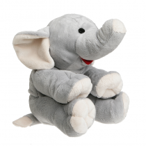 Cherry Belly Knuffeldier Kinderen Kersenpitten Olifant