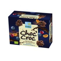 Choc Croc Chocolat Noir Myrille Canneberge Pural