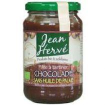 Chocolade Pâte À Tartiner Bio Sans Huile De Palme 350G