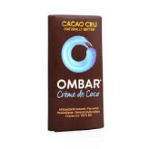 Chocolat Cru Noix De Coco Bio 35G