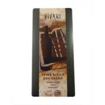 Chocolat Noir 85% Cacao Bio 100G
