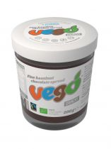 Chocolate Bar Hazelnut 150g Vego
