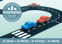 Circuit Souple Route Nationale 16 pièces Way to Play