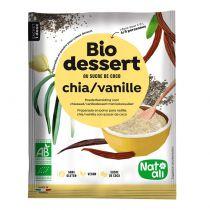 Cocoa Chia Organic Dessert 70g Natali