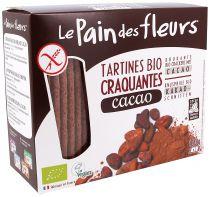 Cocoa Organic Crispbread 150G Pain Des Fleurs