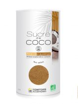 Coconut Flower Sugar Organic 400G Comptoirs & Compagnies