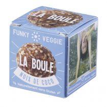 Coeur de Boule Brownie Pindakaas Funky Veggie