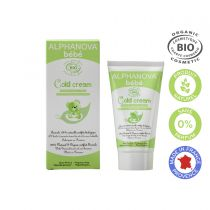 Cold Cream Baby Organic 50Ml Alphanova