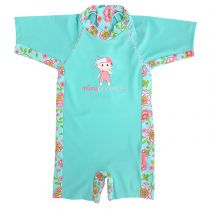Combinaison Anti-UV bébé Mini Princesse