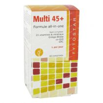 Complexe Vitamines Multi 45+60 Comprimés