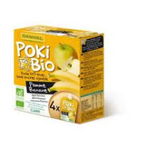 Compote Pomme Banane 4X90G