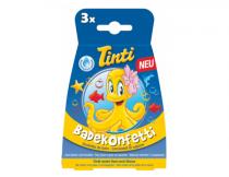 Confettis de Bain Boîte de 3 sachets Tinti