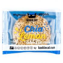 Cookie Chia Citron Vegan 50g Kookie Cat