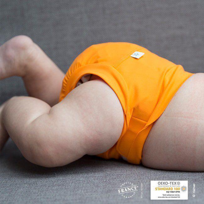 Couche Lavable Abricot Hamac