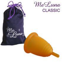 Coupe Menstruelle Classic Tige Taille Medium Orange