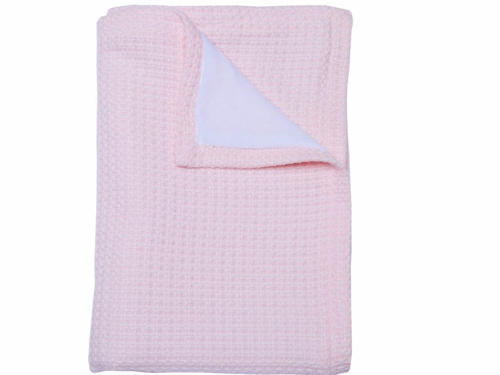 Couverture Bambou Organique Rose Bamboom