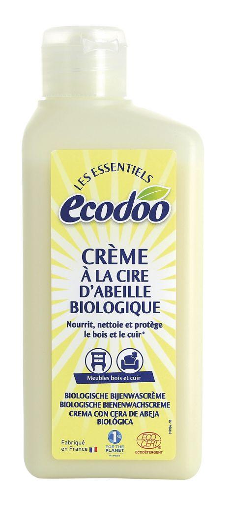 Crème À La Cire D\'Abeille Bio 250Ml