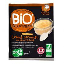Crème Caramel Au Beurre Sale Preparation En Poudre Bio 60G