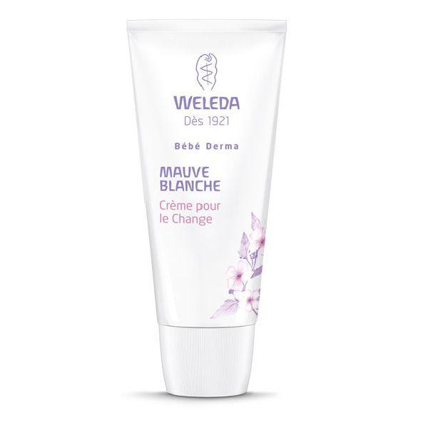 Crème Change Mauve Blanche 50ml Weleda