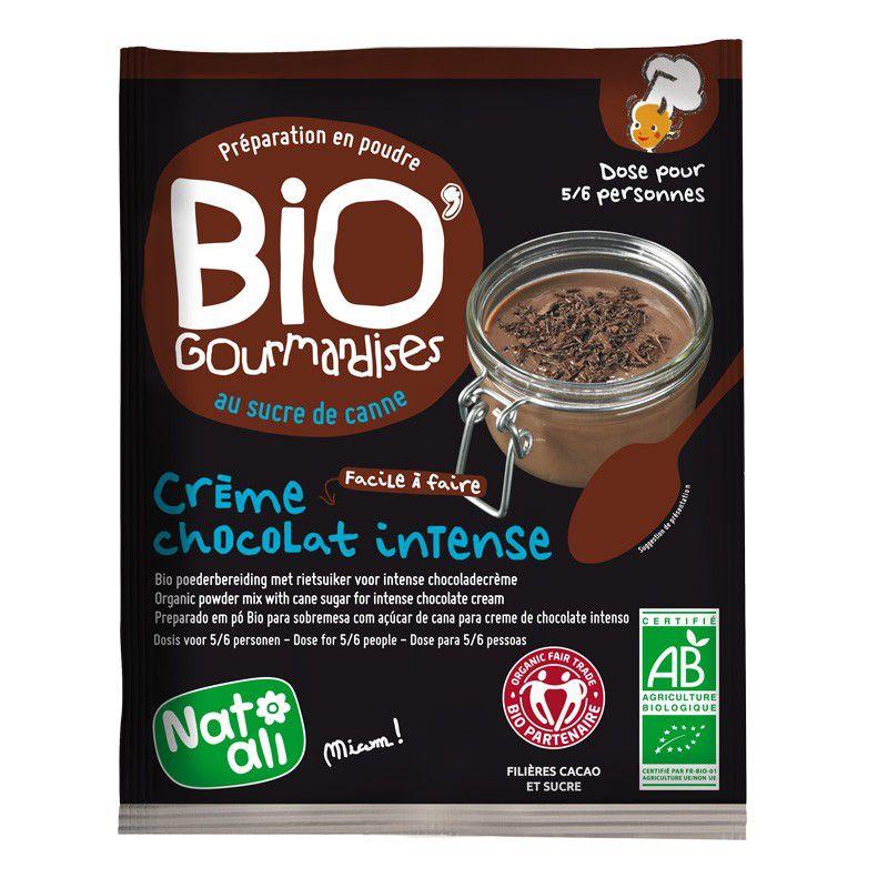 Crème Chocolat Intense 60g Natali