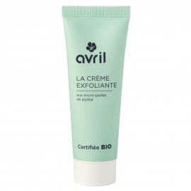 Crème Exfoliante Visage Bio 50Ml