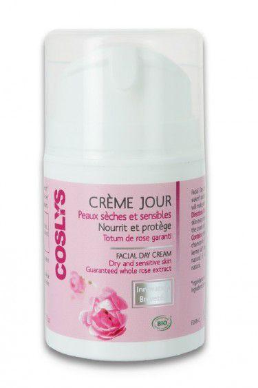 Crème Jour Peaux Sèches Et Sensibles Bio 50Ml