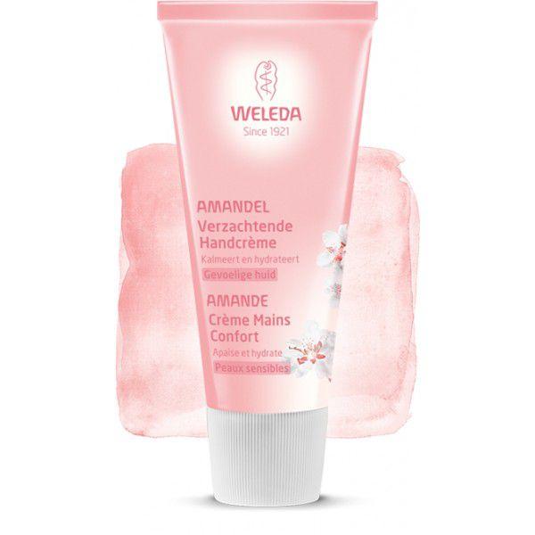 Crème Mains Confort Amande Peaux Sensibles 50Ml