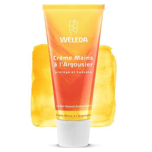 Crème Mains Dynamisante Argousier 50Ml