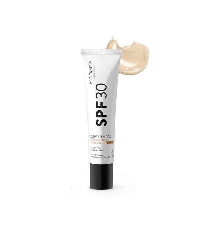 Crème Solaire Anti-âge SPF 30 40ml Madara