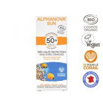 Crème Solaire Hypoallergénique Visage SPF50 50g