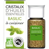 Cristaux Huiles Essentielles Basilic 18G