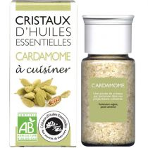 Cristaux Huiles Essentielles Cardamome 18G