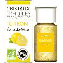 Cristaux Huiles Essentielles Citron 18G
