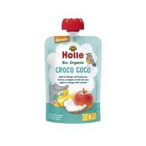 Croco Coco Gourde pomme mangue coco Holle